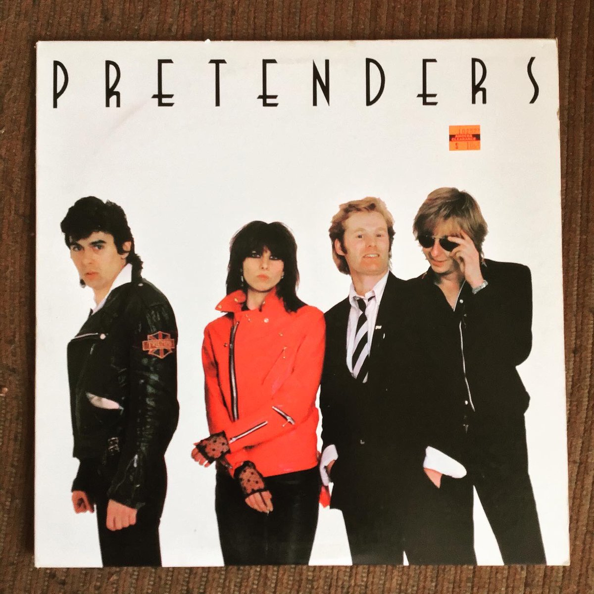 #OnThisDay January 19, 1980 @thepretendershq released their self titled, debut studio album in the US which charted at #1 on the @officialcharts and #9 on the @billboardcharts.  The album is certified platinum and includes the singles #StopYourSobbing