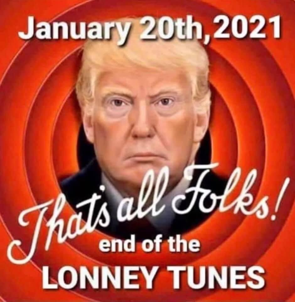 @WhiteHouse #TrumpsLastDay #TrumpFailedAmerica #TrumpIsACriminal #TrumpIsACompleteFailure #trumplost #trumppathetic #yourefired