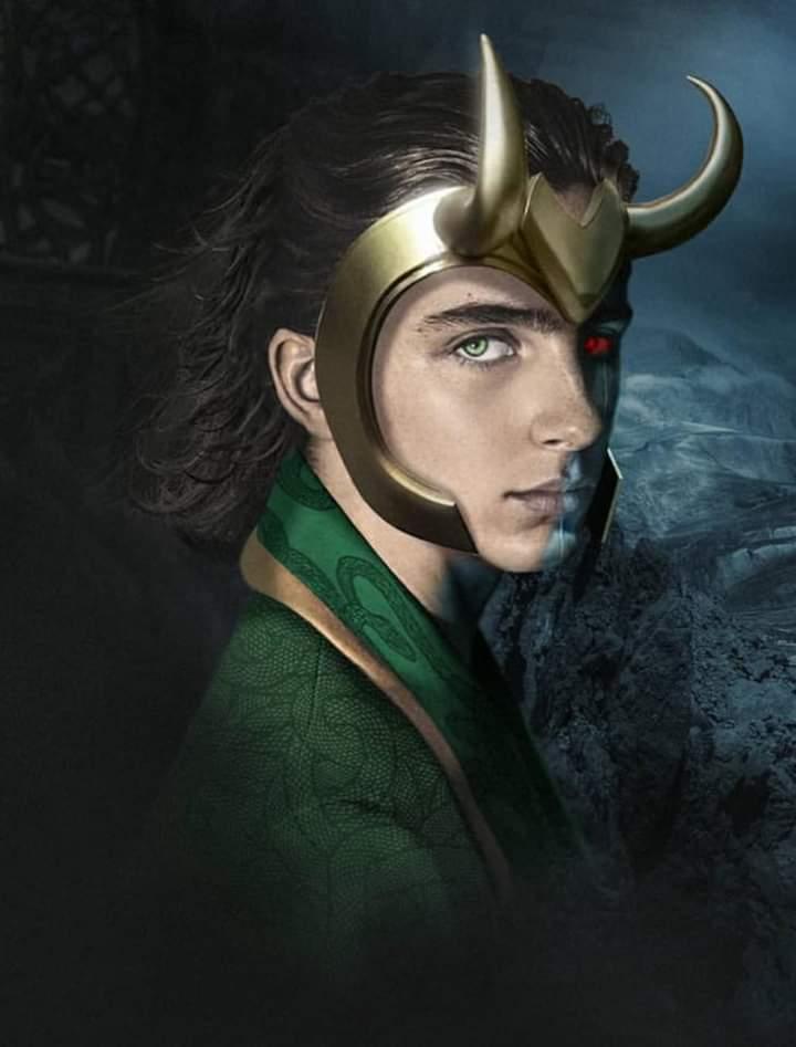 Estado: Con unas ganas inexplicables de ver a @RealChalamet como Young Loki en el UCM  @MarvelStudios @Kevfeige Escuchen lo que digo   #loki #youngloki #lokiseries #marvelstudios #marvelseries #ucm #TimothéeChalamet