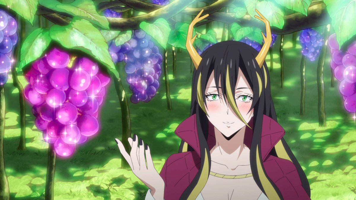 Today's review of #TenSura Season 2 episode 26 is all about fruit (it's not). #転スラ  https://t.co/3Nc34NhNeM https://t.co/Ikfxe95DG7