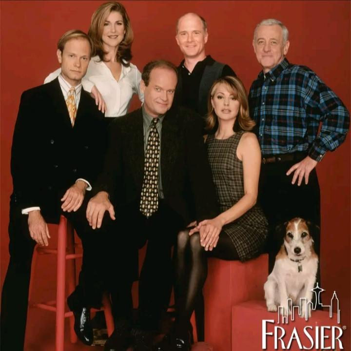 #Frasier  #Seinfeld  #FreshPrince #GhostWhisperer