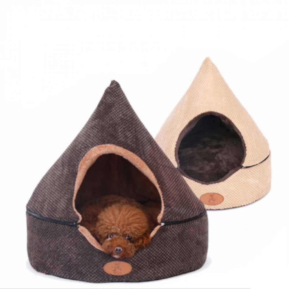 Cone Shaped Pets Bed #animal #cute