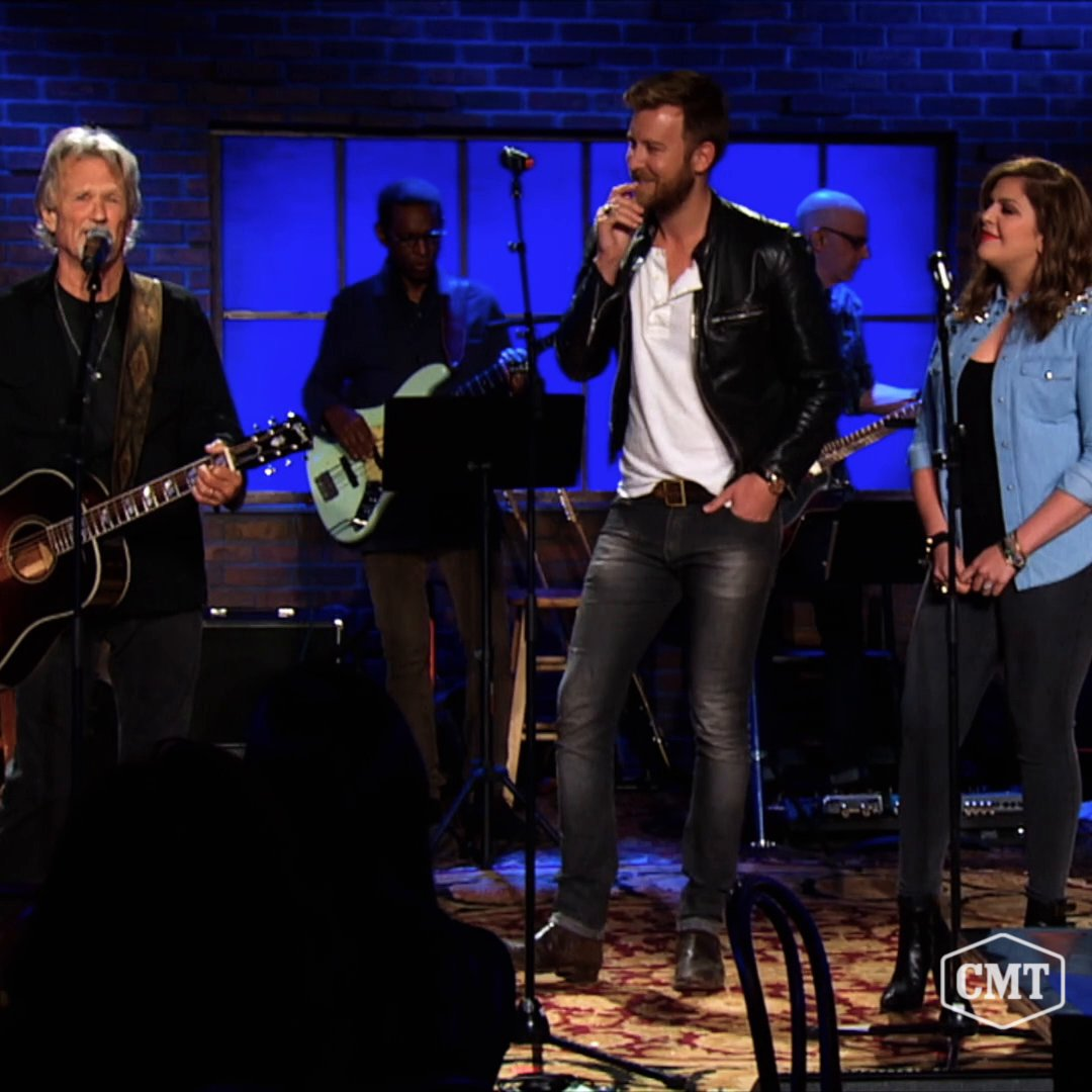 """🌟 TONIGHT 🌟   @ladya, @JasonIsbell, @TheBrandyClark and more perform to honor the iconic songwriter #KrisKristofferson in """"Skyville Live: Kris Kristofferson & Friends.""""  Watch at 10/9c on #CMT!"""