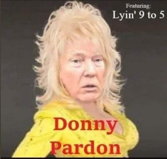 Pardon me Trump #ByeByeTrump #ByeByeDon #Pardons #pardonjoeexotic
