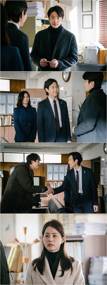 Lee Jung Jae and Lee Elijah will be making a cameo in SBS drama 'Delayed Justice Source: n.news.naver.com/entertain/now/…