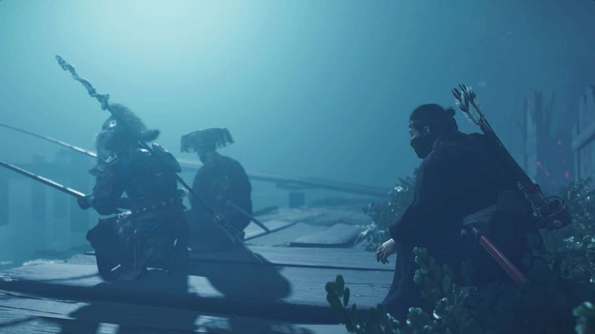 Replying to @Kotaku: Ghost Of Tsushima, Six Months Later