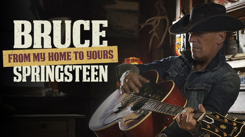 Join @springsteen as he reflects on the times we're living in and spins songs by Leonard Cohen, @S_C_, @runjewels, and more. Details: