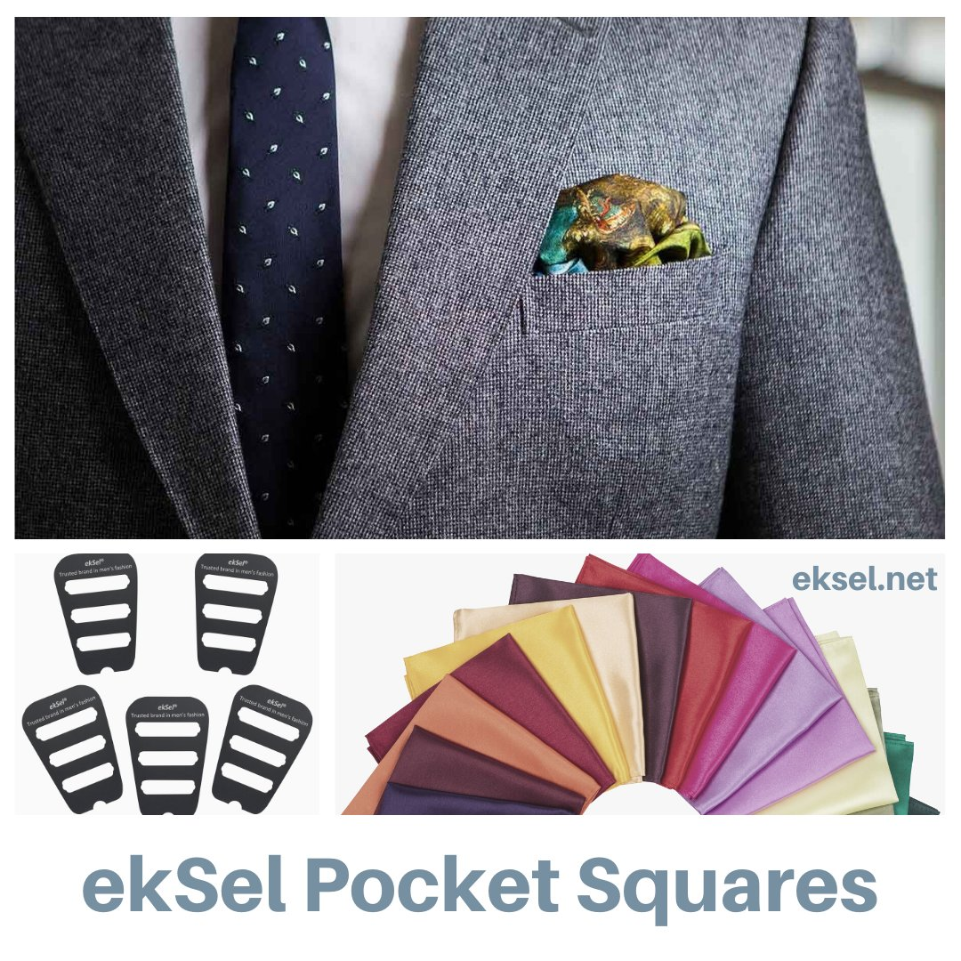 High quality ekSel pocket squares! Check    #ekSel #ekselfashion #ekseljourney #pocketsquare #quoteoftheday #Mensfashion #fashion #fashiontips #style #mensstyle #confidence #selfconfidence #quotes