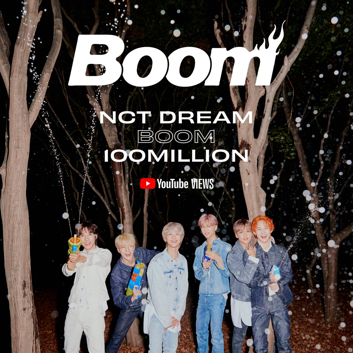 시즈니!! 안녕하세요 NCT DREAM입니다! 지금 저희 노래 BOOM이 1억뷰가 됐다는 믿기지 않는 소식을 들었는데 이거 현실 맞죠?ㅠㅠ😭😭  사실 2021년에 세운 목표 중 1억뷰 찍기가 있었는데 아직 2월도 안됐는데 벌써 목표를 한 개 이루었네요...  #NCTDREAM #BOOM #We_Boom #NCTDREAM_BOOM #BOOM_100M