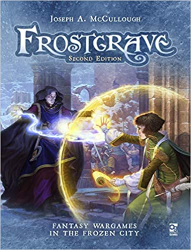 Frostgrave: Second Edition for 35% off.  #ad  TGDrepost