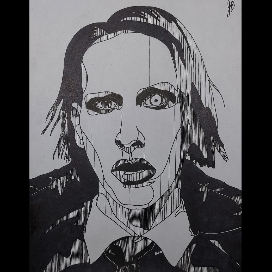 Marilyn Manson 🖤 @marilynmanson #marilynmanson https://t.co/ZnkOTf0FoD