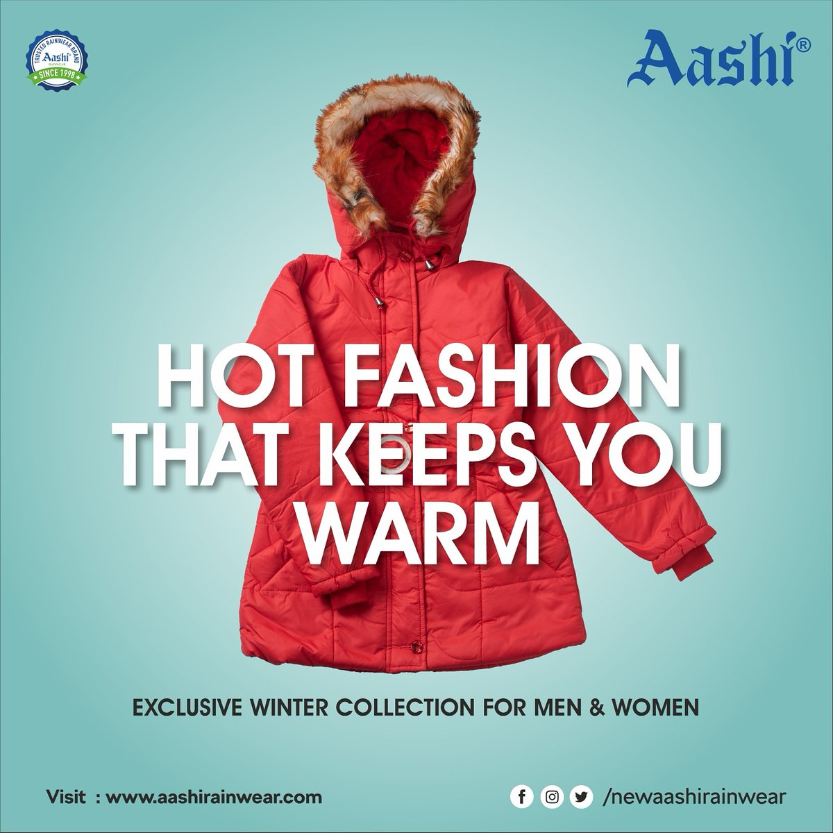 Never go out of style this #winter  #comfort #winterwear #style #fashion #chills #cooloutfits #hoodies #Aashi #winterjacket #staystylish #winterlover #winterfashion #outfits #winterwalks #Wednesdaymorning #newaashirainwear #VocalForLocal Please visit