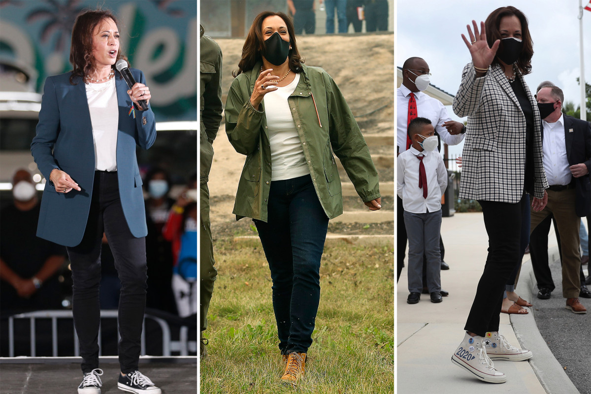 Kamala Harris' style is ushering in a new generation of power dressing