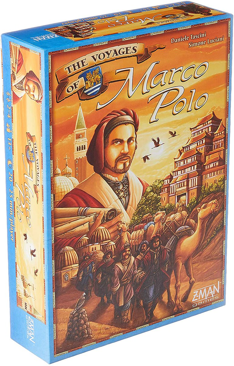 The Voyages of Marco Polo for 29% off.  Under $43.  #ad  TGDrepost