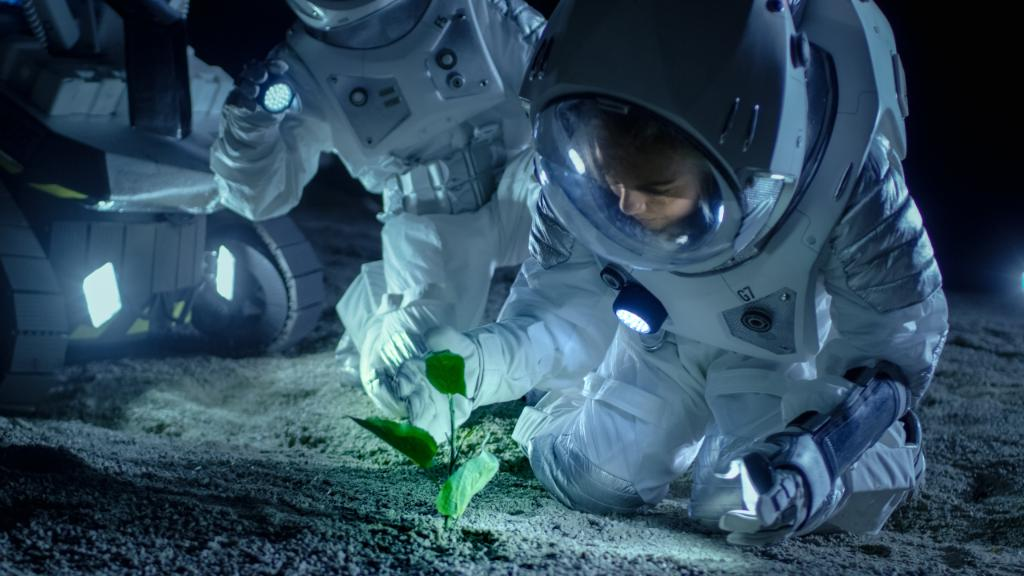 In coordination with @csa_asc, our new @NASAPrize, the Deep Space Food Challenge, offers up to a $500K prize purse for ideas on how to provide astronauts healthy, tasty food for longer missions to Mars and beyond.  🍲 Here's how you can compete: