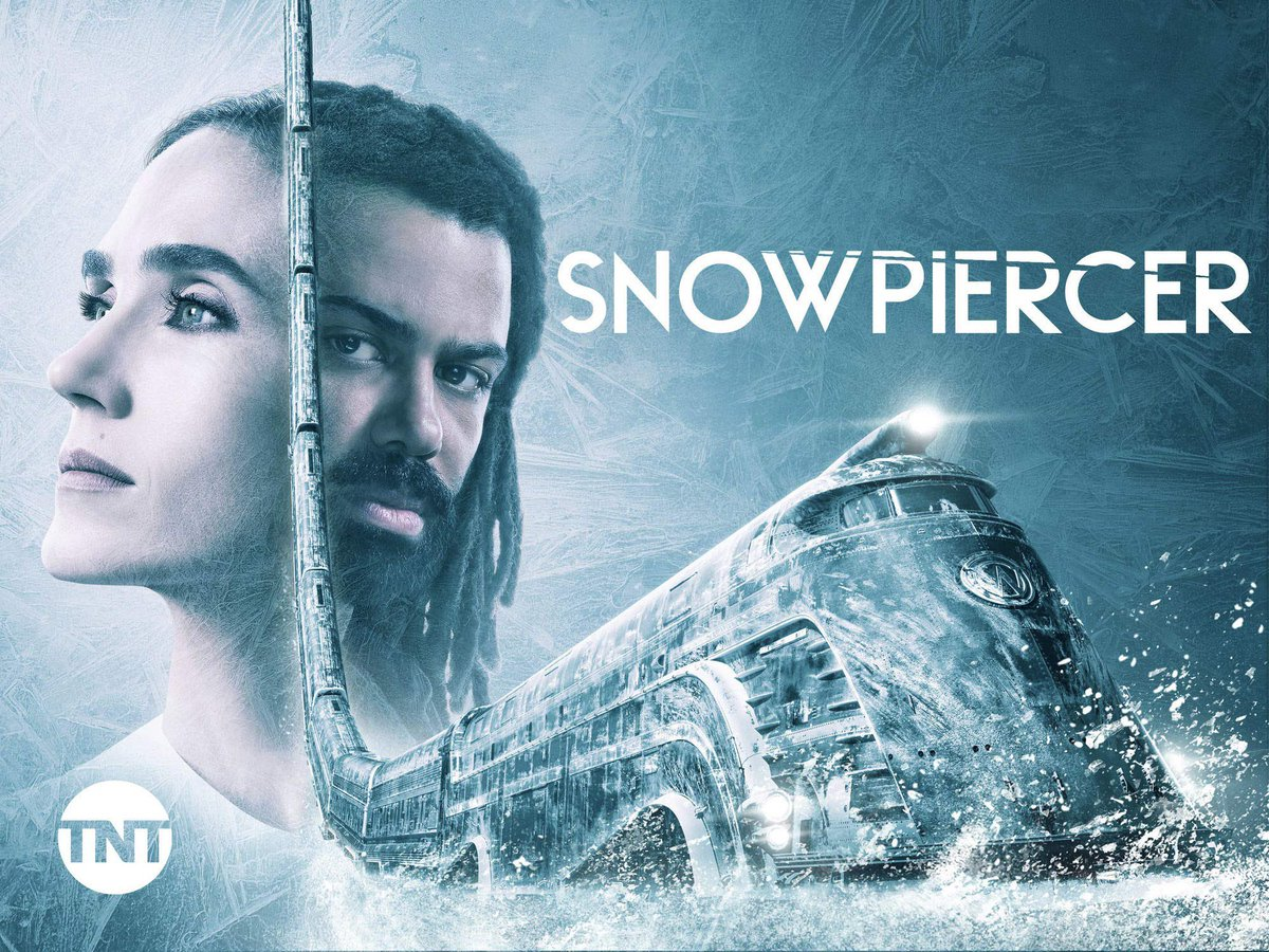 If you loved the movie, you'll love show. If tou havent seen the movie, I still recommend you watch. #SnowPiercer