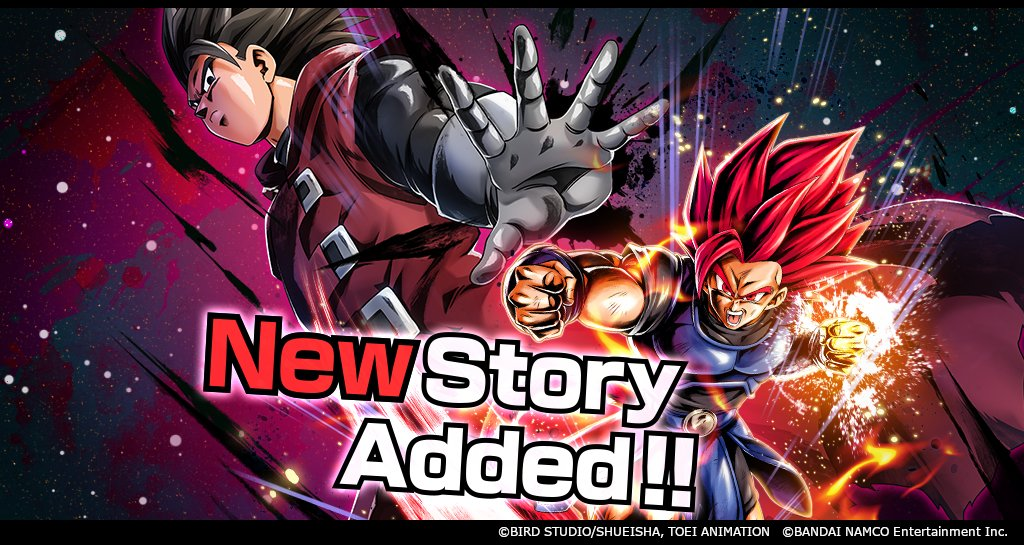 [This Time on Dragon Ball Legends!] Part 9 Book 2 of the Main Story is finally out! Zahha, Goten, and Trunks arrived just in time to clear the way for Shallot. Now, the real battle begins!!  #DBLegends #LEGENDS_FESTIVAL