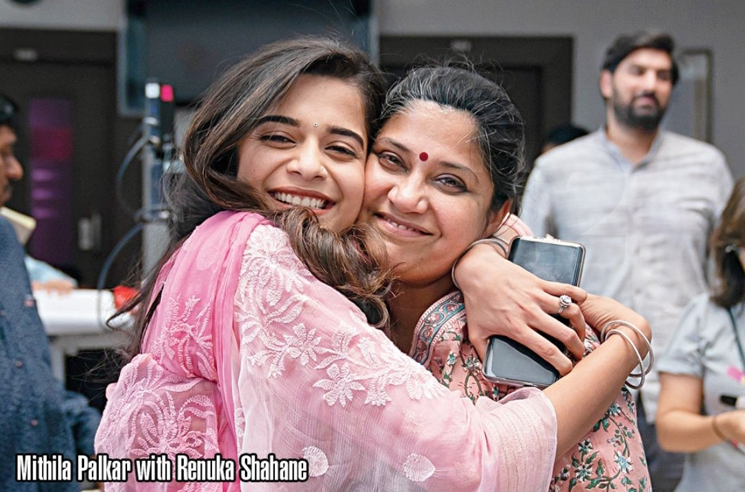 Team Tribhanga — director Renuka Shahane and actors Tanvi Azmi and Mithila Palkar — chat with t2 on their what-women-want Netflix film    @renukash @mipalkar @tanviazmi @NetflixIndia