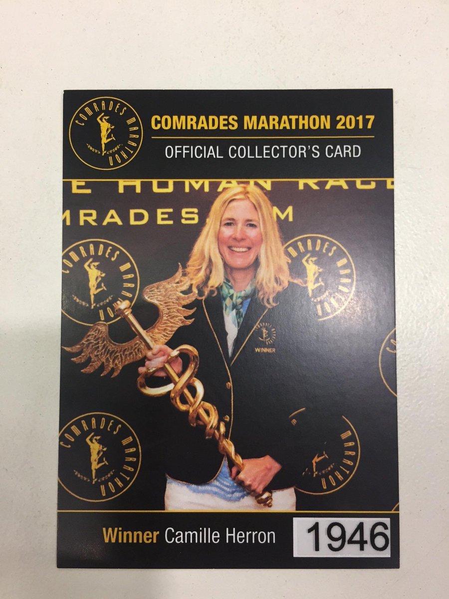My @ComradesRace collector's card 😄🙌🌟🇺🇸. https://t.co/2auG8xdEsd