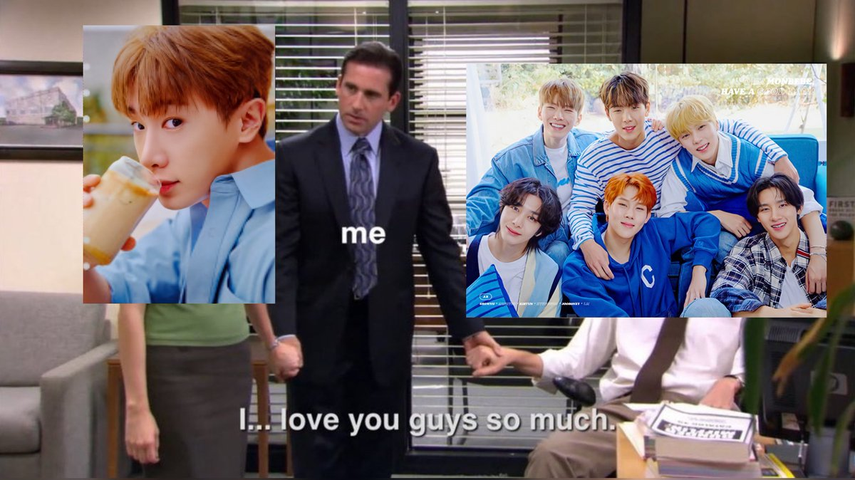 Replying to @joodoh9794: Mood @OfficialMonstaX  @official__wonho