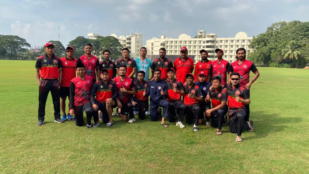 Exuberant compliments & Heartiest congratulations to Nagaland Cricket Association for fabulous exhibition of unbeaten, thumping & highly proficient Cricket by Team Nagaland in #SyedMushtaqAliT20 @hyunilokhing @BCCI @BCCIdomestic
