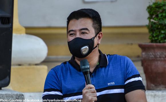 The struggle is real for Ilocos Sur Governor Ryan Singson.  #NorthSnitch #IlocosSur