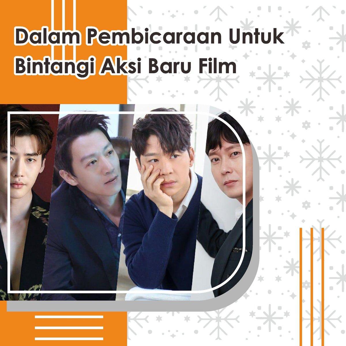 Dalam Pembicaraan Untuk Bintangi Aksi Baru Film, Lee Jong Suk, Kim Rae Won, Jung Sang Hoon, dan Park. . Read more () . #leejongsuk#kimraewon #jungsanghoon #filmactionkorea #dramaactor #koreandramas #Portaldaebak #lfl #lff #likeforlike #likeforfollow #fyp