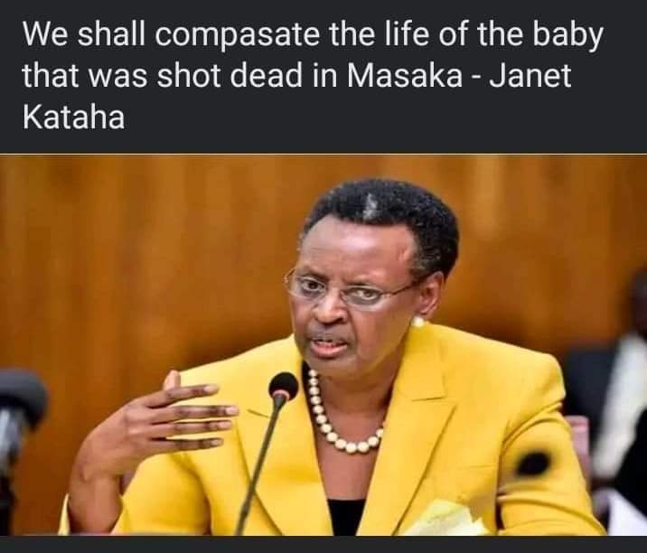 People like @JanetMuseveni are so sick! How can such a heartless thing occupy public office? @JBMuwonge @jssemakula @Owekitiibwa1982 @BarbieItungoK @nbstv @nbstv   #FreePresidentElectBobiWine  #WeAreRemovingADictator