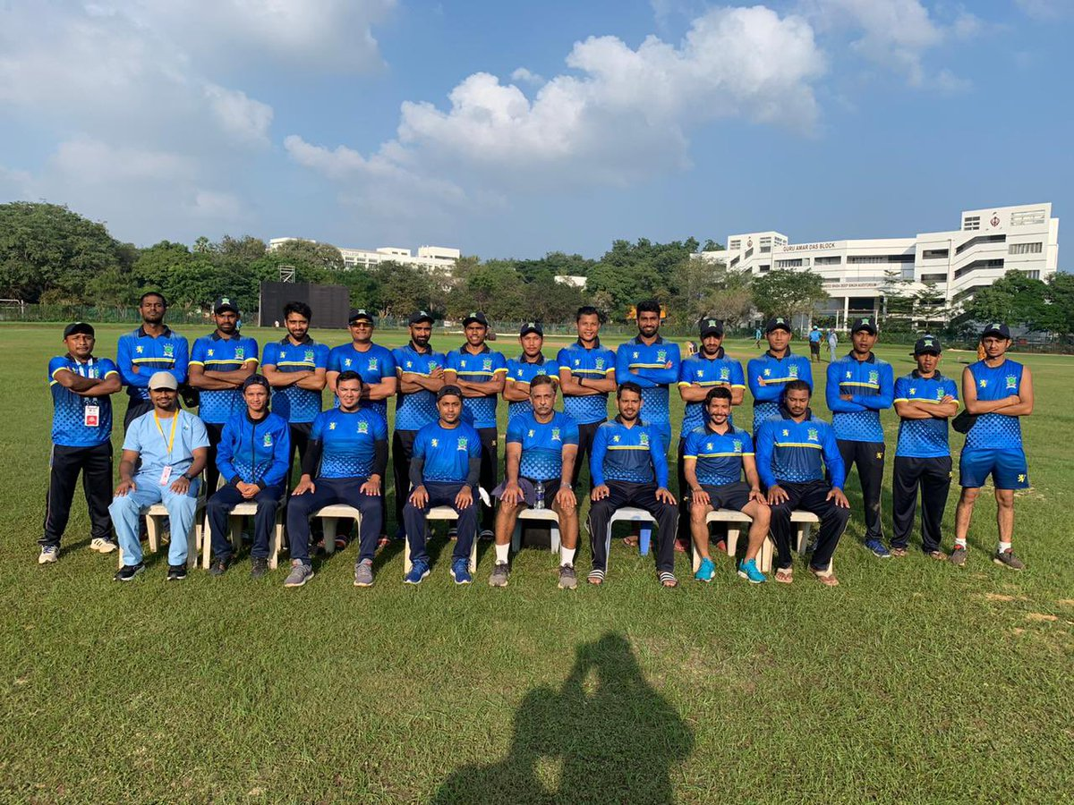 Exuberant compliments & Heartiest congratulations to Meghalaya Cricket Association for fabulous exhibition of thumping & highly proficient Cricket by Team Meghalaya in #SyedMushtaqAliT20 @BCCI @BCCIdomestic