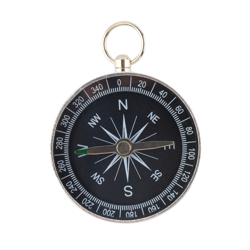 #amazing #sports Lightweight Aluminum Pocket Compass