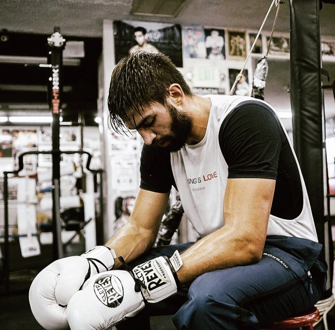 Tuesday grind @marcodeckmann #wildcardboxing #keeppunching #ItAintEasy #boxer #fighter #training #trainers #boxing #family #fightgame #boxinglife #gymlife @FreddieRoach @PepeReillyBox @iamSPEEDYG @WCBstore @scottquigg @TomLoeffler1 @360BoxingPromos @Bash_Boxing 📸 @RodneyPinz
