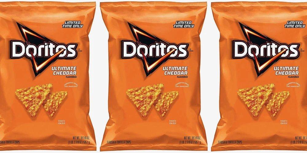 The Three Doritos #SnackableMovies