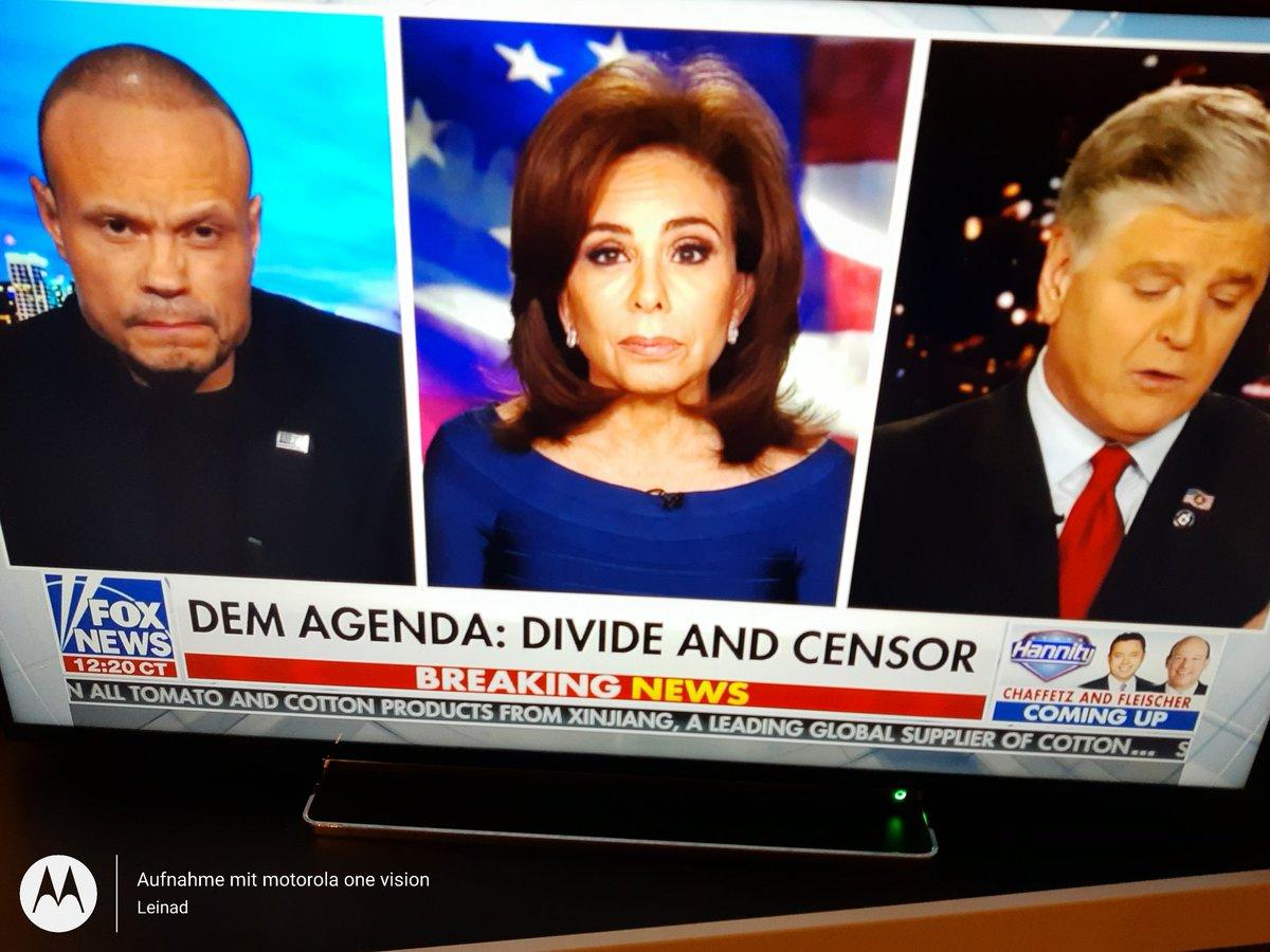 Bei #FoxNews ist heute sichtbar ein schlechter Tag. #InaugurationDay