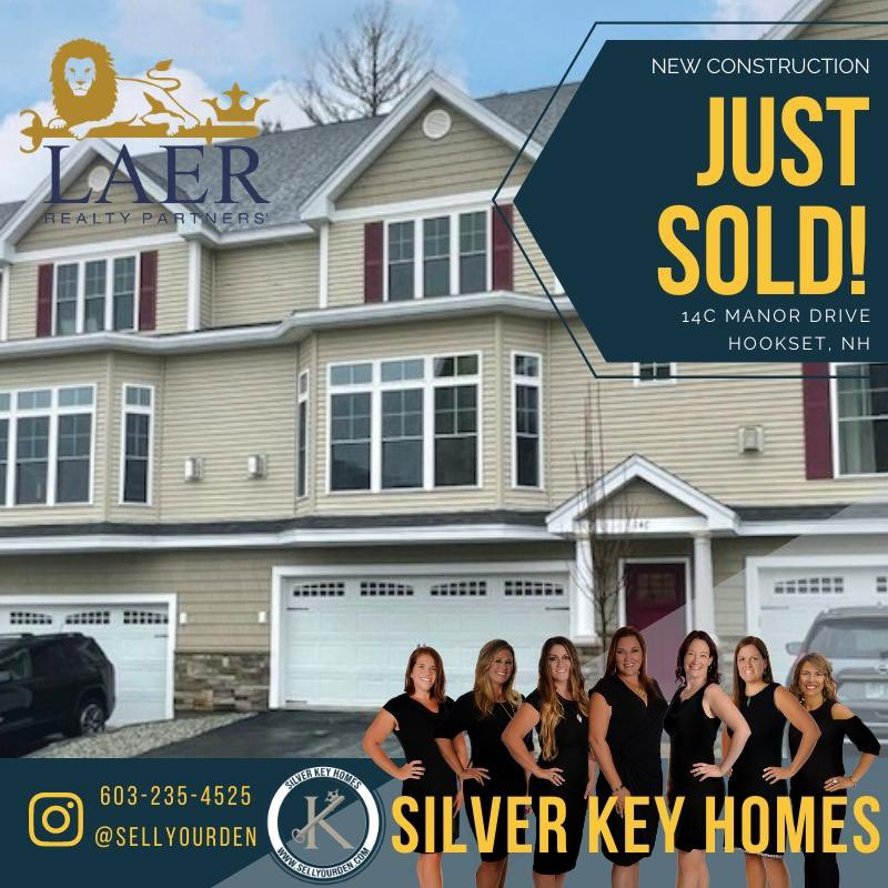 💥SOLD!💥 This new construction home was worth the wait! Congratulations to our buyers! We're thrilled for you to start a new chapter in this beautiful home! 🗝🏘 #Realtor #RealEstate #NewConstruction #SilverKeyHomes #LaerRealty #home #sold
