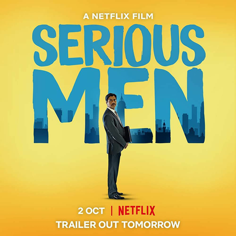 Watching Now📲 #Serious Men (2020) |Drama  | Comedy | (Tamil Dubbed 💥) #NetflixOriginalfilm #SeriousMen #NetflixIndia @NetflixIndia