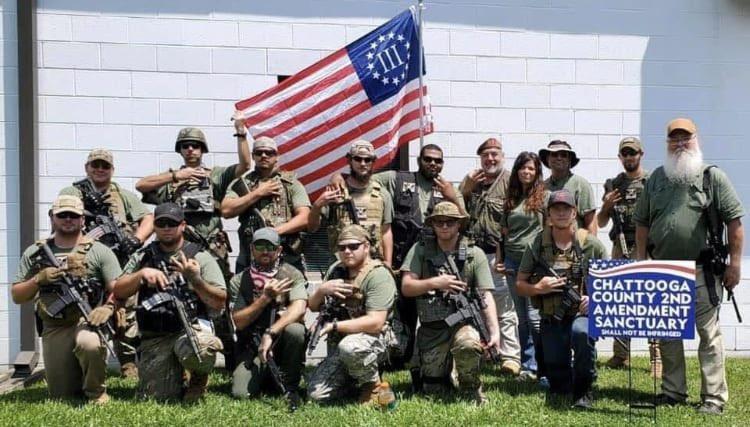 @ClaytonCrescent BREAKING: Georgia III% Martyrs militia leader says he's headed to DC: