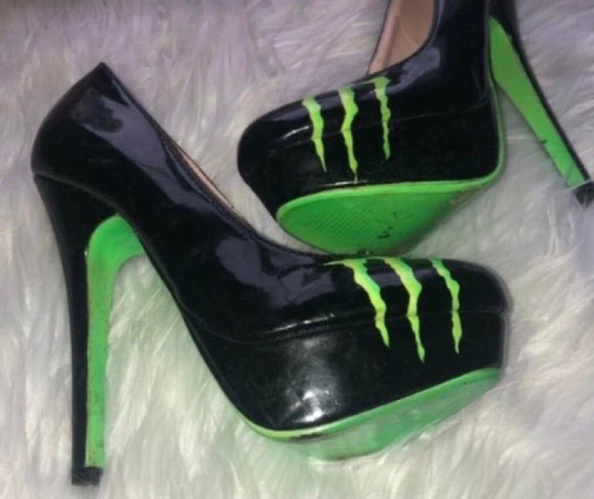 Replying to @beychristie: Monster Giuseppe heel that's the monster shoe