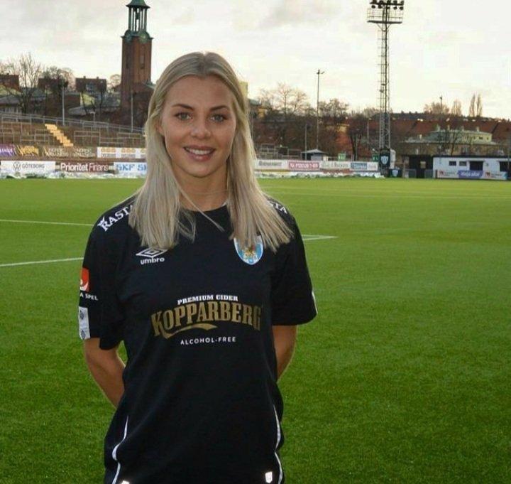 All the best at Goteborg, Lotta! #muwfc #muwomen