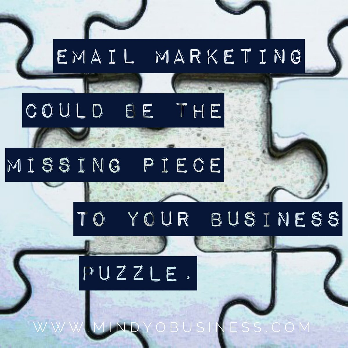 """Email marketing may seem simple, or even """"outdated"""", but we are here to tell you IT WORKS! Ready to add the missing piece? Let us do the work for you! 469.393.5912. #contentmarketing #dallastx #emailmarketing #marketingagency #marketingstrategy #mindyobusinessinc #mindyobizz_inc https://t.co/gMOOA60IxQ"""