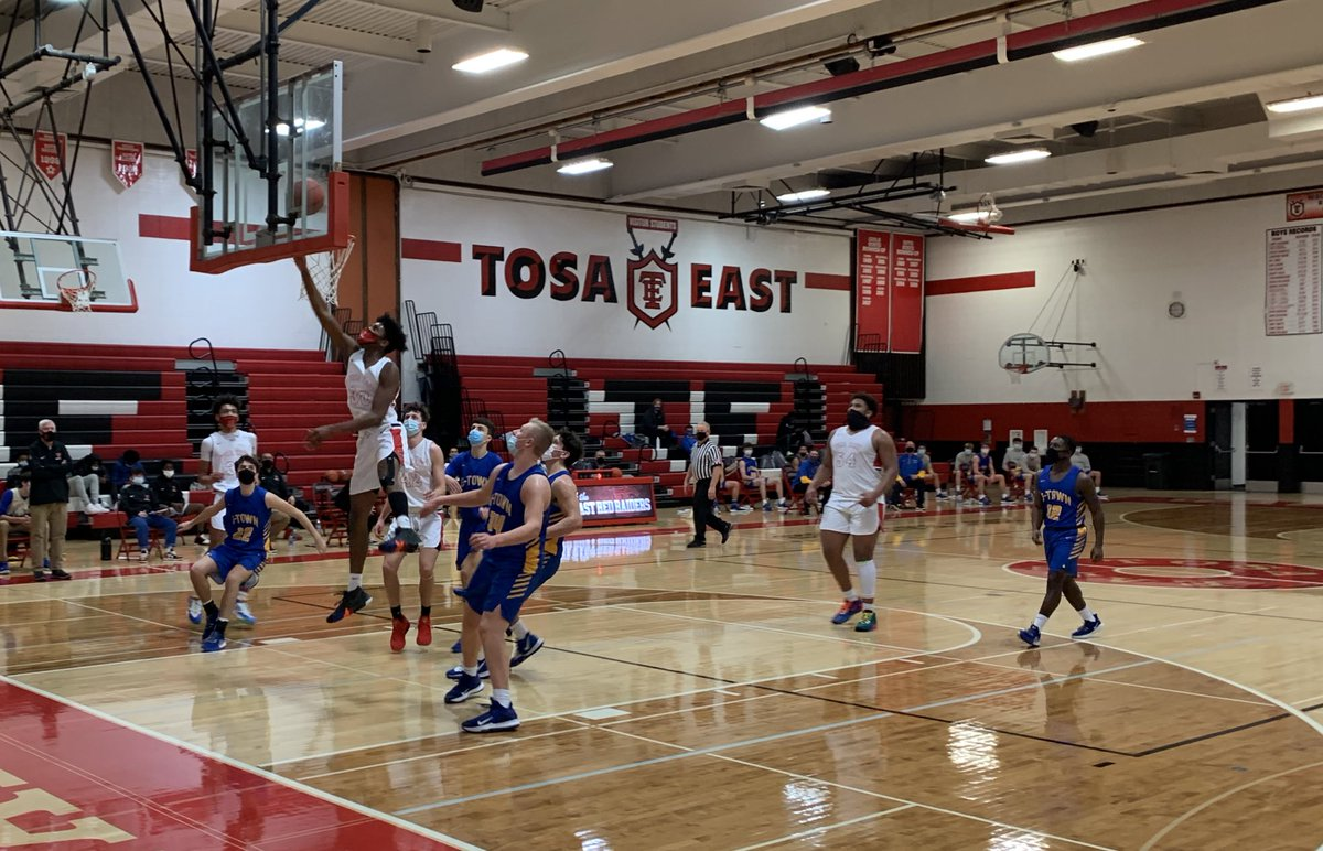 Replying to @TosaRedRaiders: Boys win a nice one over Germantown 66-49.