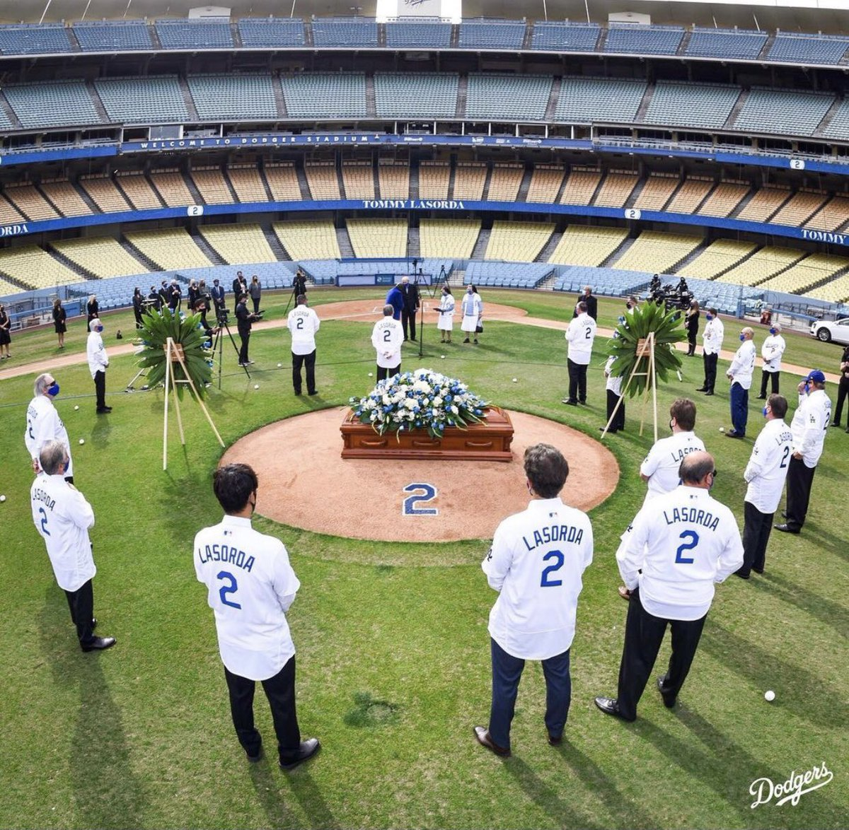 #riptommylasorda #Dodgers