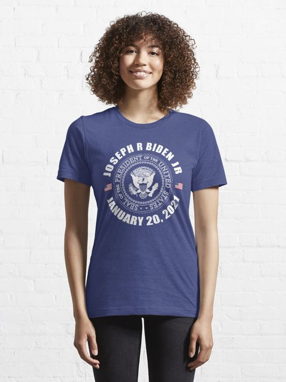 Commemorative design with the #inaugural date and the name of our 46th president JOSEPH R BIDEN.      #biden #inauguration #POTUS  #46th #46thPresident #JoeBiden #PresidentBiden #InaugurationDay #Inauguration2021