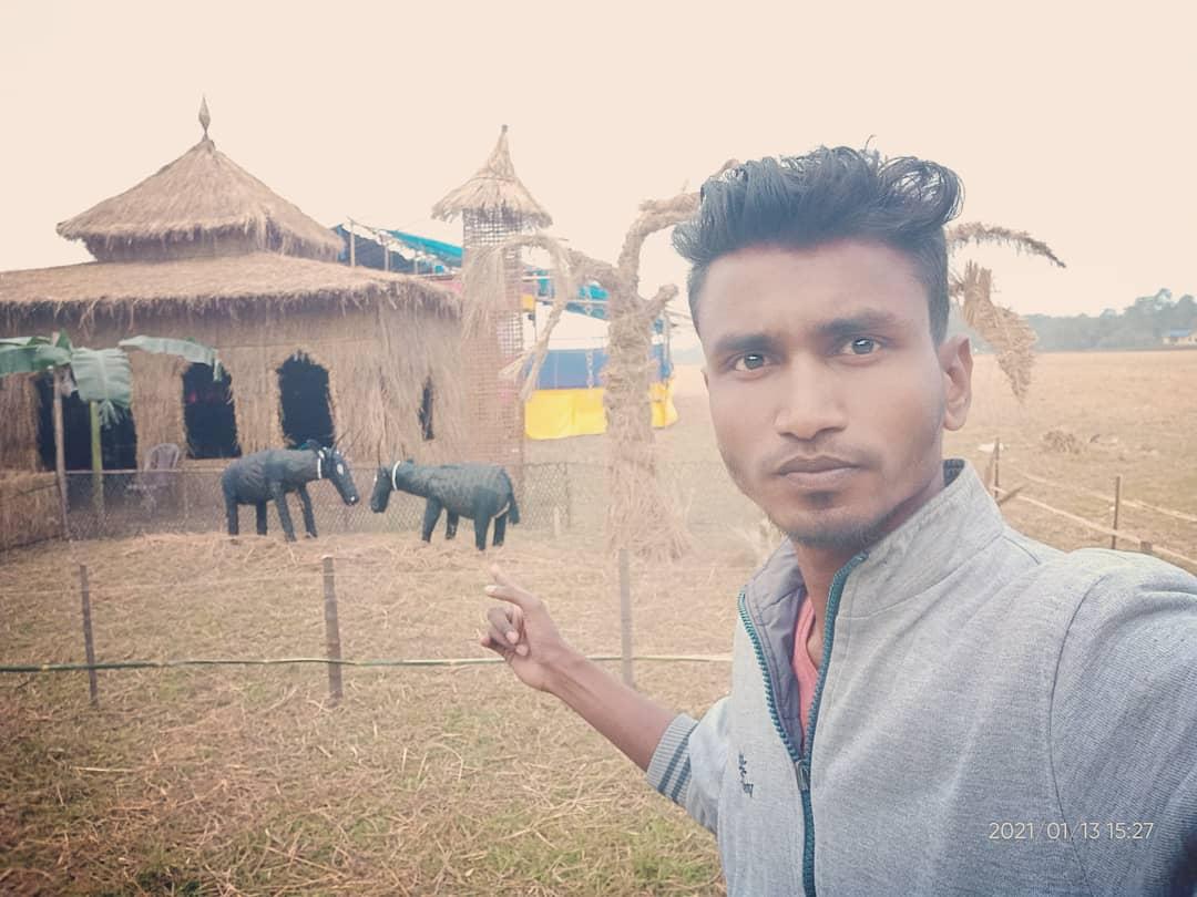 Magh Bihu Asaam 2nd largest Bihu.. #Assam #Bihu #maghbihu #assamese #moinaq