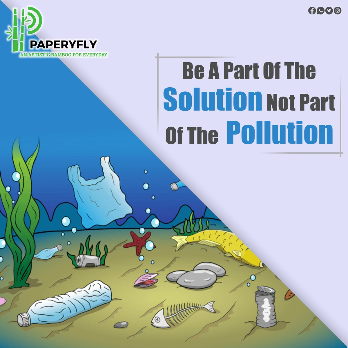 Be a part of the solution not the part of pollution. Stop using plastic at home, choose biodegradable things. #ClimateEmergency #ClimateAction #plasticfreehomes #environment  #प्लास्टिक_मुक्त_घर अभियान #मराठी_उद्योजक  #tuesdayvibe