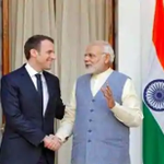 Image for the Tweet beginning: India, France air exercise to