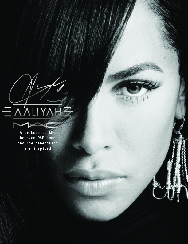 MAC x Aaliyah ? All The Details Behind the.... #cosmetics #beautysecrets #lipstick