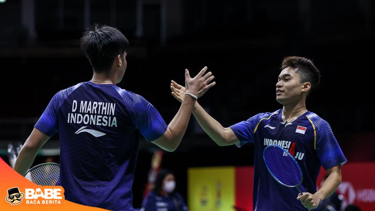 Ganda Putra Denmark Akui Kemenangan Leo/Daniel di Thailand Open 2021 #Denmark #Thailand #bulutangkis #BWF https://t.co/YXBcxdBnsG https://t.co/1kELR4xROG