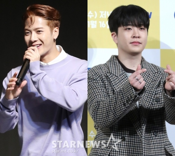Sublime Artist Agency shares they are currently discussing exclusive contract with Jackson Previously Youngjae was also revealed to be discussing his contract with the agency Source: entertain.naver.com/now/read?oid=1…