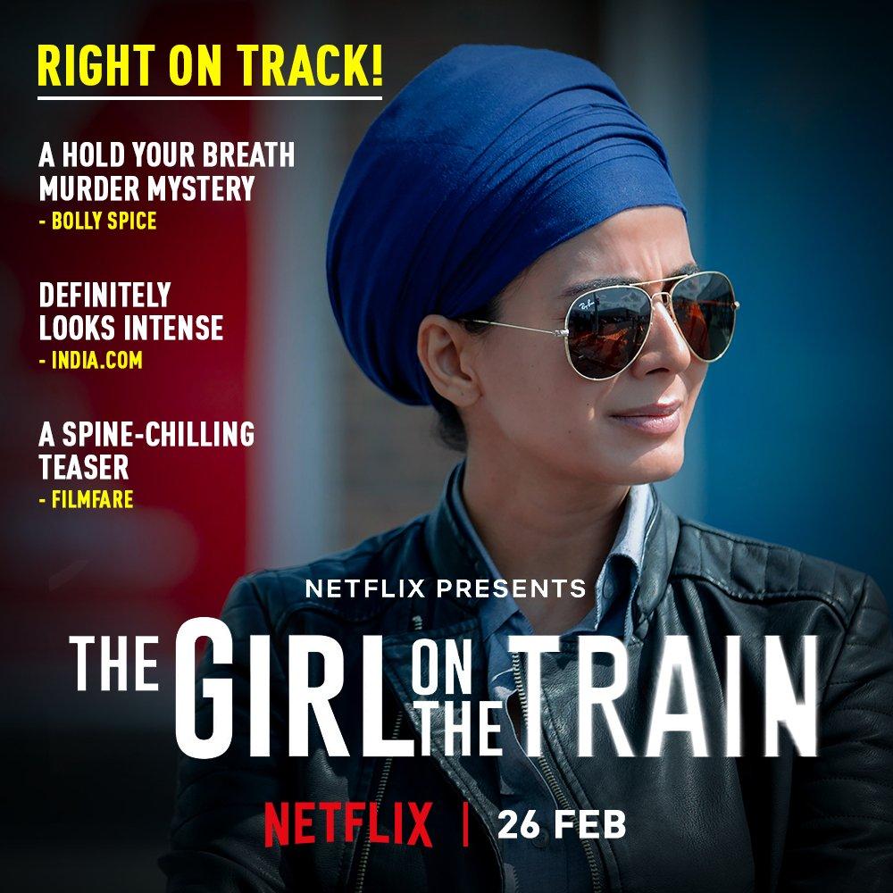 About #TheGirlOnTheTrain .  Via : @BollySpice | @indiacom | @filmfare .  #ParineetiChopra • #TGOTT • @ParineetiChopra