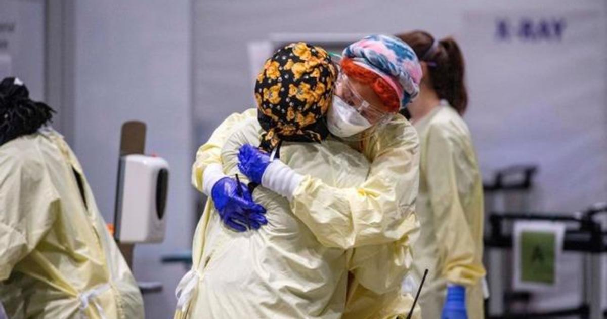 ALERT: U.S. coronavirus death toll surpasses 400,000 as virus mutations spread - Global Pandemic News | #Coronavirus #COVID19 #Protests -